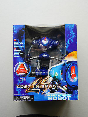 Lost in Space (The Movie) - Rocket Launcher Robot