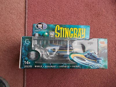 NEW BOXED Gerry Anderson Stingray Die Cast Model Product Enterprise