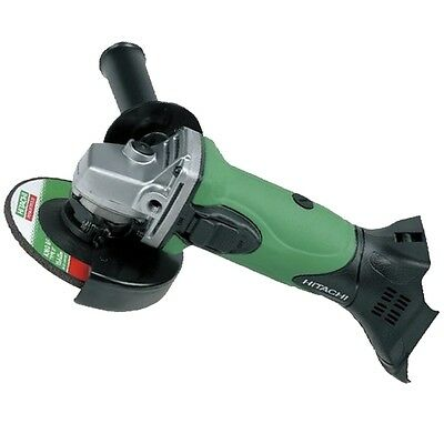 "NEW! Hitachi G18DSL 18V Li-Ion Cordless Slide 5"" (125mm) Angle Grinder Skin Only"