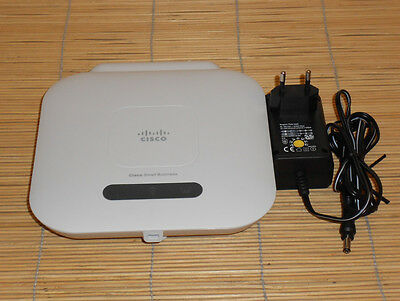 Cisco WAP321-E-K9 Wireless-N Selectable-Band Access Point