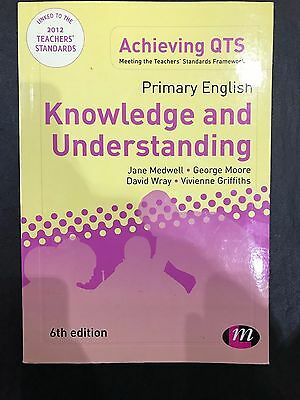 Primary English, Knowledge and Understanding