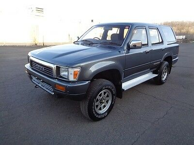 1980 Toyota Other SURF 4X4 TURBO DIESEL 1990 TOYOTA SURF 4X4 SUV 2.4L TURBO DIESEL 5 SPEED MANUAL LOW MILES !!!