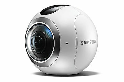 Genuine Samsung Galaxy Gear 360 SM-C200 Camera (Camera Only) - GH82-11836A