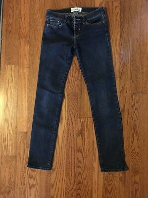 Excellent Condition Girls Abercrombie Jeans Size 14