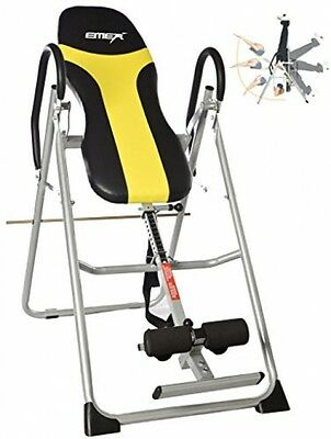 Emer Adjustable And Foldable Fitness Exercise Therapy Inversion Table With