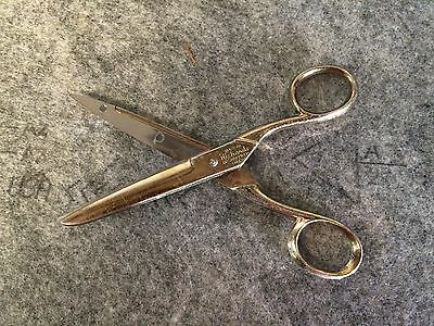 scissors made by richards of sheffield england