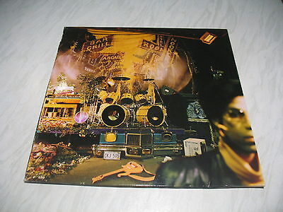 LP - Prince - Sign of the Times double album vinyl record Warner Bros 1987
