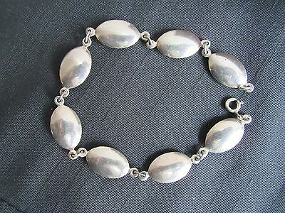 SILVER BRACELET FROM THE 1970's