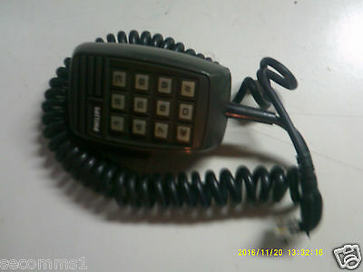 Lot 2 Phillips PRM8030 Controller Mic Used