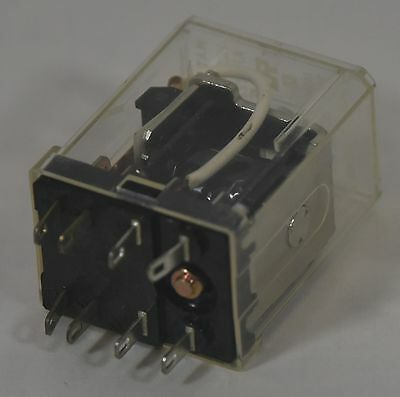 Matsushita HC2-H-DC24V Relay DPDT 24VDC 7A Contacts Lot of 3
