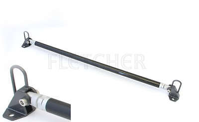 Bmw Mini One Cooper S R53 R50 R51 Carbon Fibre Rear Strut Brace Bar Z0734