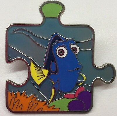 Disney Pin Finding Nemo Character Connection Puzzle Dory New Finding Nemo Pin LE