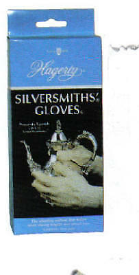 HAGERTY W J & SON LTD - Silversmiths' Pair Cleaning/Polishing Gloves