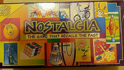 Nostalgia Game. - Recollections of the past. New