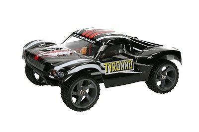 Himoto - TYRONNO (1:18 Short Course RTR 4WD/Black)