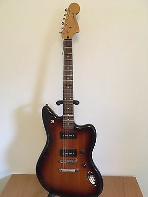 Fender Jaguar Electric Guitar inc Gigbag