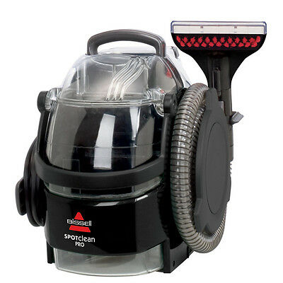 Bissell Spot Clean Pro Professional Portable Cleaner Cleaning Powerful Disposal