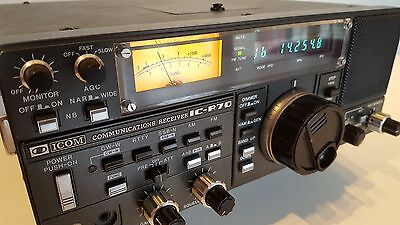 Icom R-70 HF Communications Receiver (FL30+FL32+FL33+FL44A)