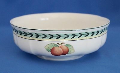 """VILLEROY & BOCH FRENCH GARDEN FLEURENCE Coupe Cereal Bowl 5.75"""""""