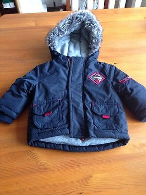 New Baby Boys Jacket 3/6 Months