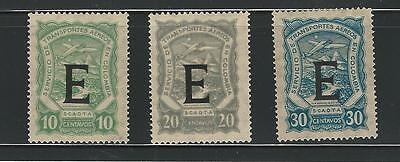 Colombia: Scadta for Spain, mint, NH Gum not perfect. CO31