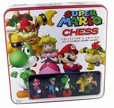 Super Mario Chess Game - New and Sealed