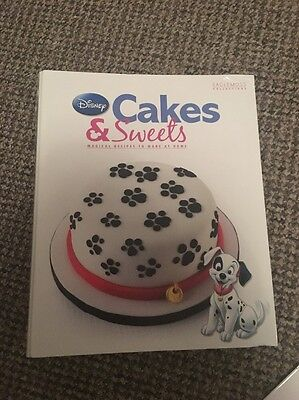 Baking Disney Cakes And Sweets Recipe Books Issue 1-27 Fantastic Conditon
