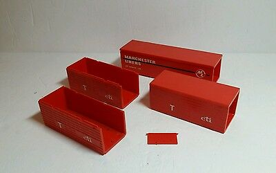 Triang Hornby Container Spares Parts