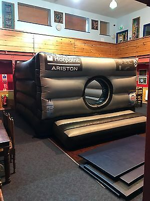 Hot Point Washing Machine 12x12 bouncy castle