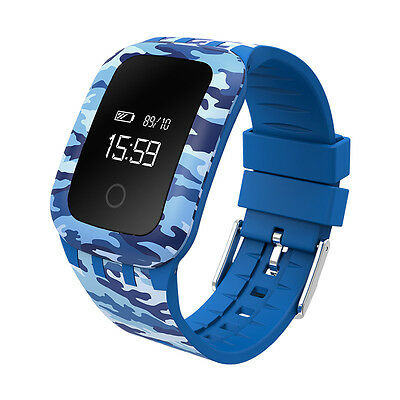 Military camouf Sport Waterproof Bluetooth Smart Watch Phone Mate For Android