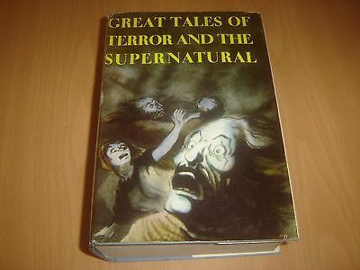 great tales of the terror and the supernatural