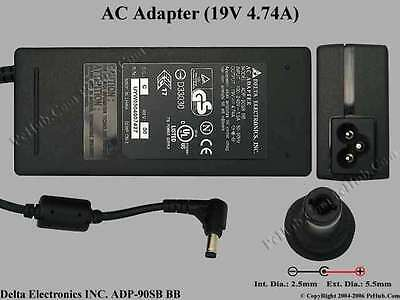 Chargeur Adaptateur Adp-90Bb 19V 4,74A 90W