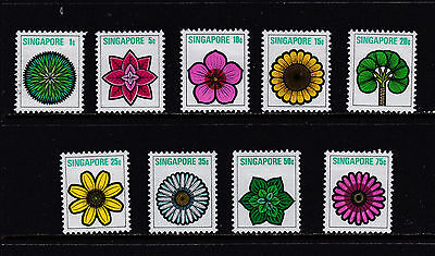 Singapore Stamp Mint Set  (Si13012)