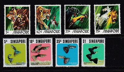 Singapore Mint Stamp Sets  (Si13011)