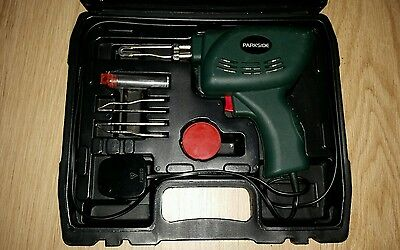 PARKSIDE Soldering Gun - In Case With Accessories