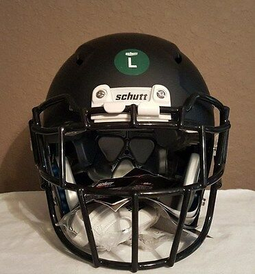 Schutt Vengance VTDII in Flat Black Size Adult Large
