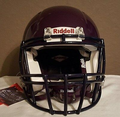 2016 Riddell Speed Helmet in Purple. Adult SIze Small
