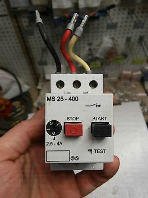 Automation Direct MS25-400 Manual starter protector