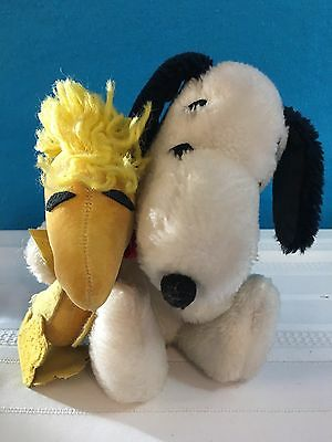 Snoopy and Woodstock Plush