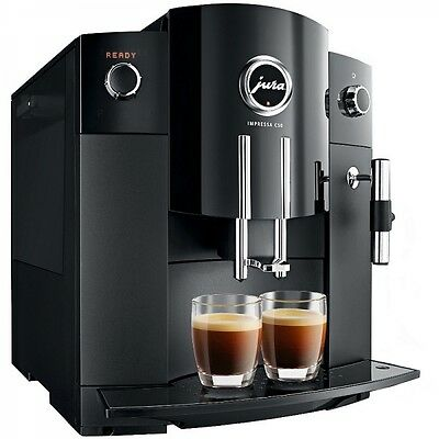 Jura coffee machine C5 fully automatic (Perfect for a office or home)