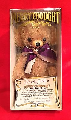 "Merrythought ""cheeky Jubilee"" Nmib  Le 1000"