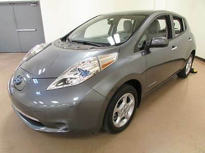 2014 Nissan Leaf SV Hatchback 4-Door 2014 Nissan LEAF SV 4dr Hatchback