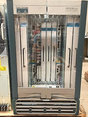 Cisco CRS-4-CH 4-Slot DC Chassis CRS-MSC-B CRS-SIP-800 CRS-8-RP CRS-4-FC SPA-10X