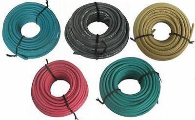 5 pieces each 30cm Fusible Link Wire Black Blue Yellow Red Green Car Truck Auto