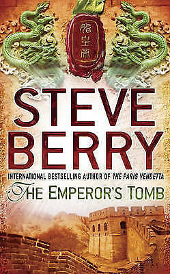The Emperor's Tomb by Steve Berry (Paperback, 2011)
