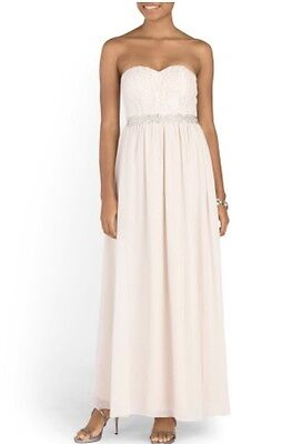 NEW Speechless Juniors Strapless Party Dress Size 7. $140.00 NWT