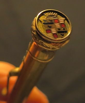 Cadillac Car !  Antique Gold-Filled Wahl Eversharp  Mechanical Pencil