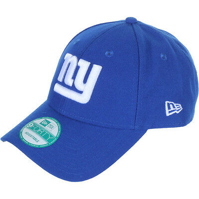 New Era 9forty The League Adjustable Mens Headwear Cap - York Giants One Size
