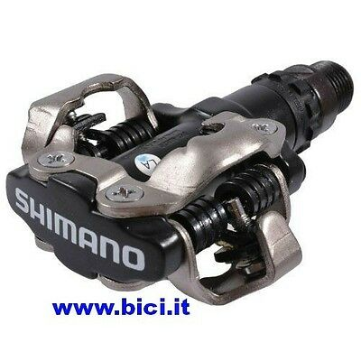 Pedales/Pedales/Pedales MTB Shimano Pd-M520 SPD Negro