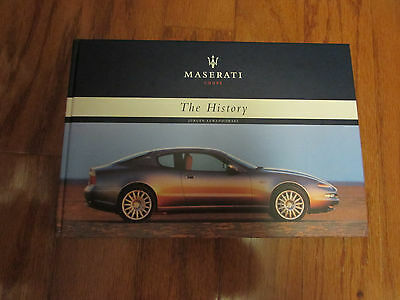 Maserati Coupe The History